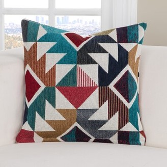 "Union Rustic Heger Accent Throw Pillow Size: 20"" H x 20"" W x 6"" D"