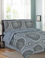 Life Style Linens Taunton Three-Piece Quilt Set