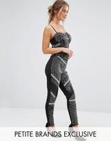 Maya Petite Premium Embellished Front Skinny Pant