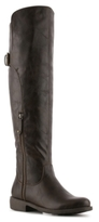 Diba B-Combat Wide Calf Over The Knee Boot