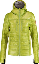 Canada Goose Hybridge Lite hooded quilted shell down jacket