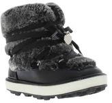 Stuart Weitzman Ariana Round Toe Snow Boots