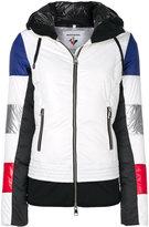 Rossignol hooded padded jacket