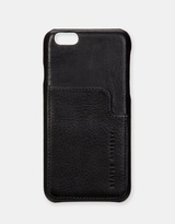 Status Anxiety Hunter and Fox - Black iPhone 6 Plus Case