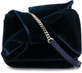 No.21 fold over clutch bag