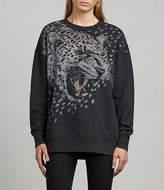 AllSaints Sabre Joy Sweatshirt