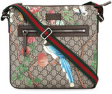 Gucci Tian GG Supreme messenger bag - men - Leather/Polyurethane - One Size