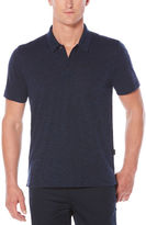 Perry Ellis Short Sleeve Tech Slub Polo