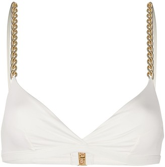 Stella McCartney Falabella detail bikini top