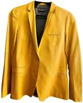 Zadig & Voltaire Yellow Jacket for Women