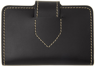 Maison Margiela Black Small Bifold Wallet