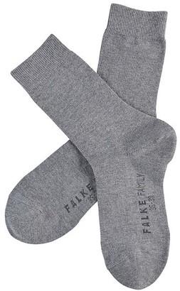 Falke Family Cotton Crew Socks