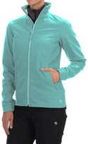Mountain Hardwear Solamere Soft Shell Jacket (For Women)