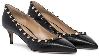 Valentino Rockstud 50 leather pumps