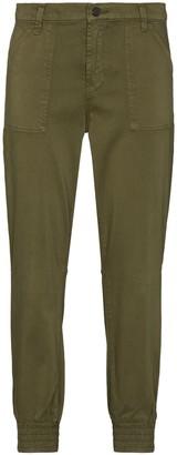 J Brand Arkin cropped trousers