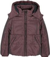 Ikks Fleece-lined padded coat