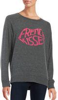Junk Food Clothing French Kisses Sweatshirt