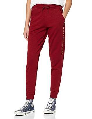 Tommy Hilfiger Women's Cuffed Pant Thermal Set,One (Size: MD)