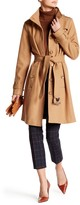 Tommy Hilfiger Wool Blend Trench Coat
