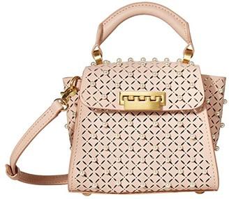 ZAC Zac Posen Eartha Mini Top-Handle Crossbody - Color-Block (Swan) Handbags