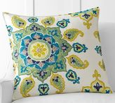 Pottery Barn Brea Embroidered Pillow Cover