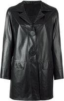 Sylvie Schimmel Dimitri coat - women - Lamb Skin - 38