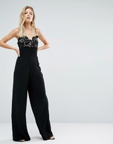 Majorelle Midnight Muse Jumpsuit