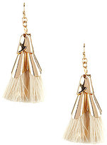 Anna & Ava Elizabeth Tri-Tassel Drop Earrings