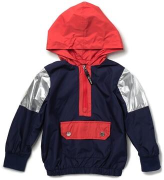 Urban Republic Colorblock Windbreaker Jacket