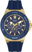 GUESS W0674G2 Force gold-plated quartz watch