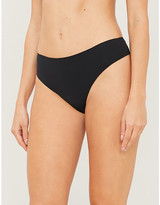 Wolford Pure String jersey thong