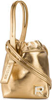 Rochas drawstring shoulder bag