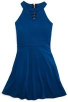 Sally Miller Girls' Cutout Dress - Sizes S-XL