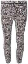 Dorothy Perkins Petite Print Bengaline Trousers