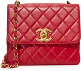What Goes Around Comes Around Chanel CC Square Bag (Previously Owned)
