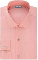 Kenneth Cole Reaction Techni-Cole Stretch Slim-Fit Solid Dress Shirt