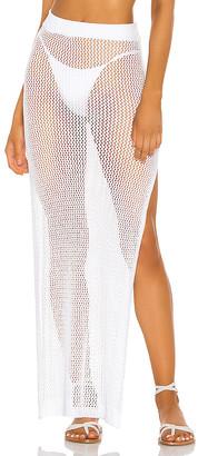 superdown Yael Knit Maxi Skirt