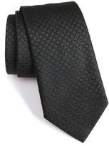 Armani Collezioni Men's Diamond Neat Tie