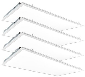 4' x 2' Dimmable LED Flat Panel Light Luxrite
