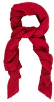 Loro Piana Pleated Knit Scarf