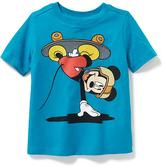 Old Navy Disney© Mickey Mouse Tee Skater for Toddler Boys