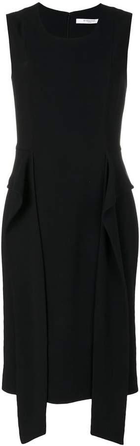Givenchy hanging panel shift dress