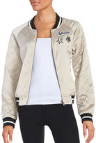 Design Lab Lord & Taylor Quilted Champ Jacket
