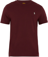 Polo Ralph Lauren Crew-neck cotton T-shirt