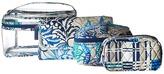Vera Bradley Luggage - Travel Cosmetic Set Wallet