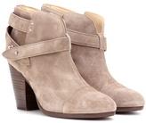 Rag & Bone Harrow suede ankle boots