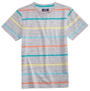 Univibe Big Boys Calabasas Stripe T-Shirt