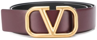 Valentino VLOGO adjustable belt