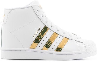 adidas Superstar Up wedge sneakers