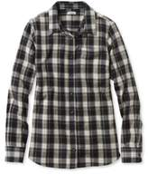 L.L. Bean Scotch Plaid Shirt, Slightly Fitted